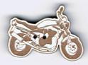 BT221 - Bouton moto bandit