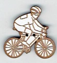 BT302- Velo avec coureur