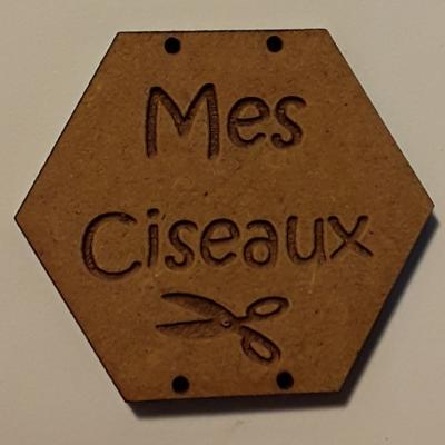 BX002- Mes Ciseaux