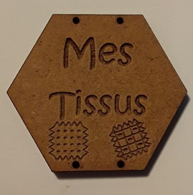 BX003- Mes Tissus