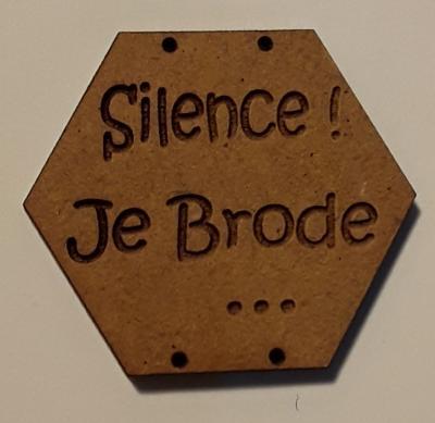 BX110- Silence ! Je Brode ...