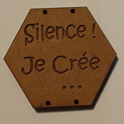 BX113- Silence ! Je Crée ...