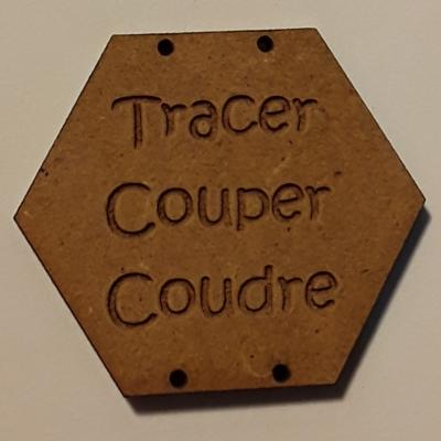 BX156- Tracer Couper Coudre