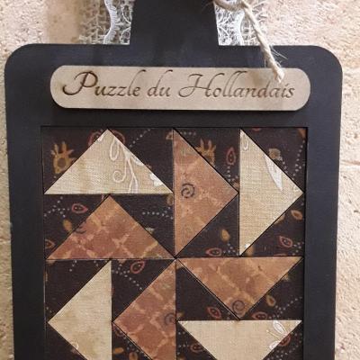 HP03-3   Puzzle du Hollandais