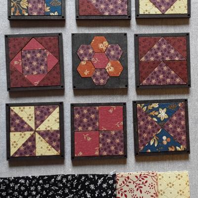 LCPT01A - Kit carré patch