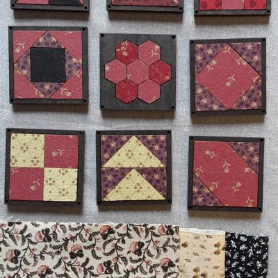 LCPT02A - Kit carré patch