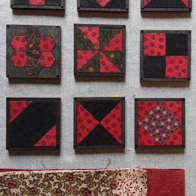 LCPT04A - Kit carré patch