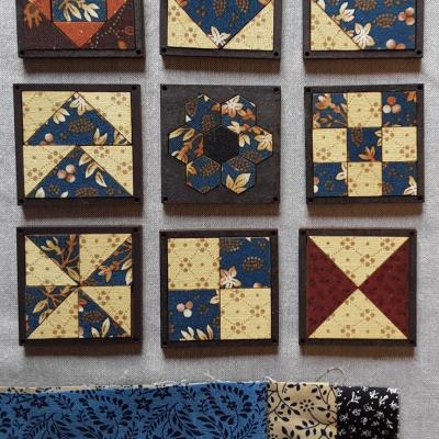 LCPT06B - Kit carré patch
