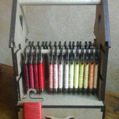 R01CM - Maison & 30 Cartonettes cintres