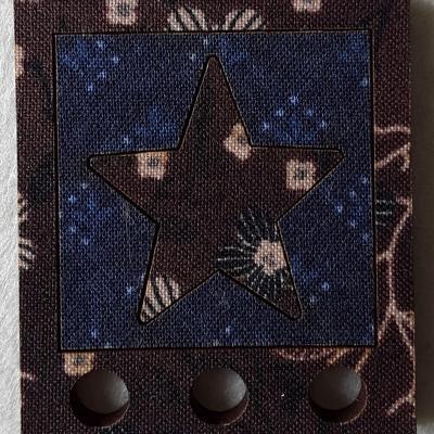 MTF03 - tri fil couleur, étoile