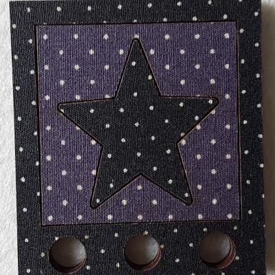 MTF05 - tri fil couleur, étoile