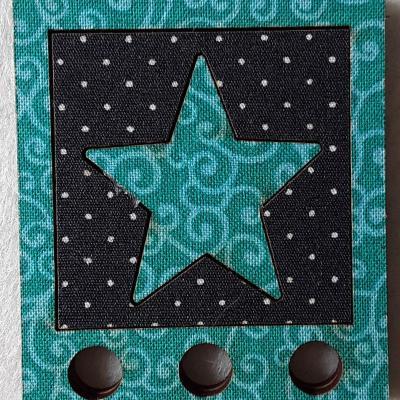 MTF07 - tri fil couleur, étoile