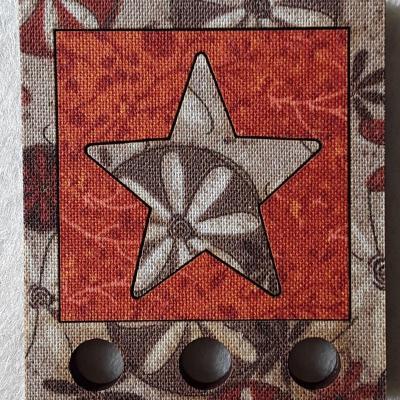 MTF08 - tri fil couleur, étoile