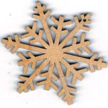 NA004N - Flocon de neige N°4