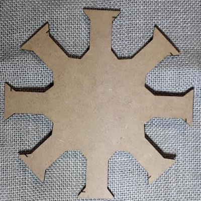 PF05 - Porte fil 8 bobines rond