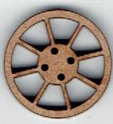 BD061 - Roue, 2 cm