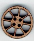 BD060 - Roue, 1,5 cm