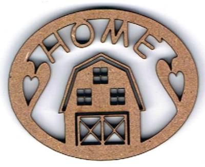 TC03 - Ajouré Ovale, Home & Grange