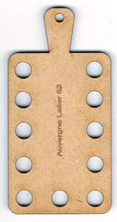 TF002N - Tri-fils palette
