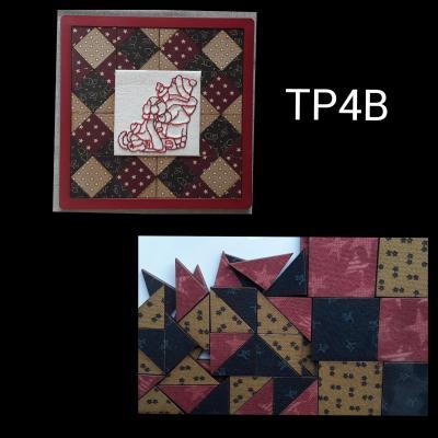 TP4B -  Kit tableau patch