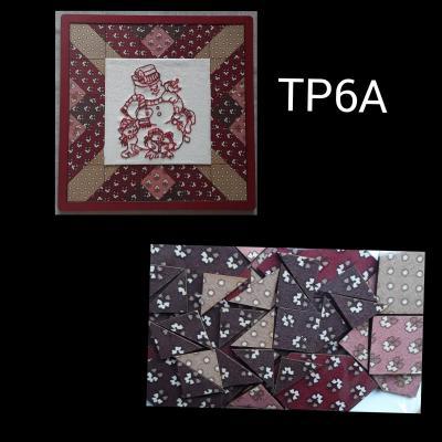 TP6A -  Kit tableau patch
